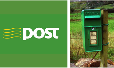 Pat McDonnell Paints and Ireland's Iconic, Green Post Boxes