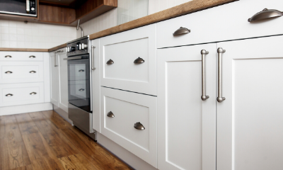 How to Rejuvenate Your Kitchen Cabinets
