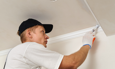How to Paint Your Ceiling