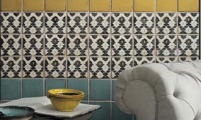How To Paint Your Tiles