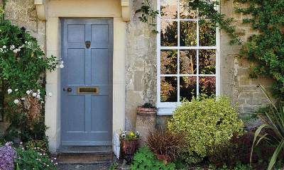 How To Paint Your Doors