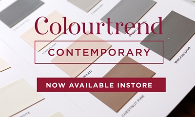 Colourtrend 2020 Contemporary Collection in Stores Now
